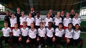 proffac zu Besuch bei der U13 von Bayer 04 Leverkusen
